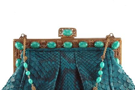 Turquoise python